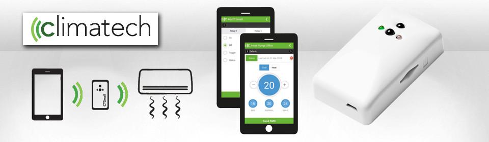 Climatech mobilstyrning